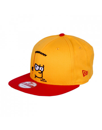 Boné New Era The Simpsons - Bart