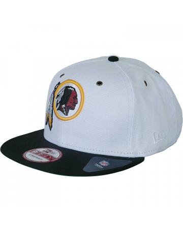 Boné New Era Washington Redskins Primary Branco