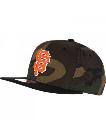 ff73ee9193261 Boné New Era San Francisco Giants Camuflado