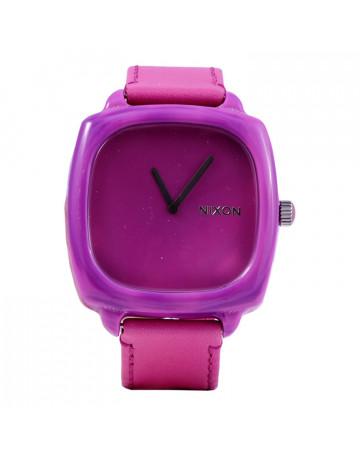 Relógio Nixon Shutter - Rosa