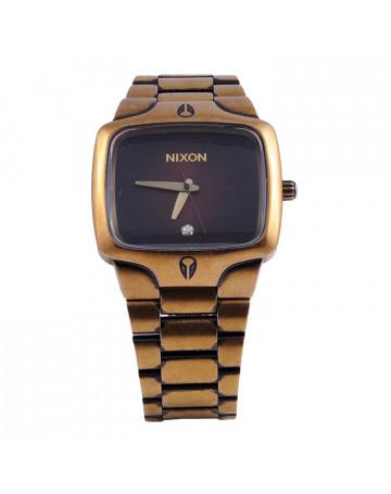 Relógio Nixon Chrono Black
