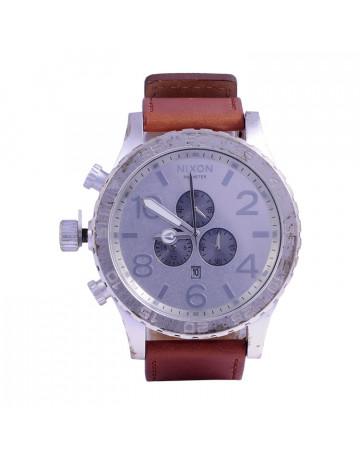 Relógio Nixon 51-30 Leather