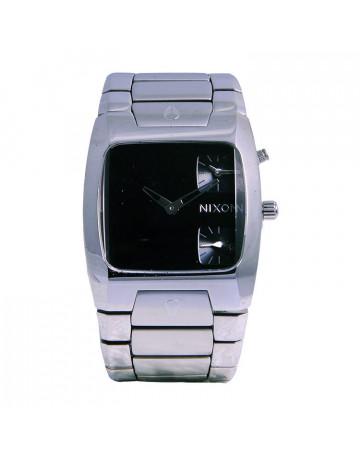 Relógio Nixon Banks Chrome