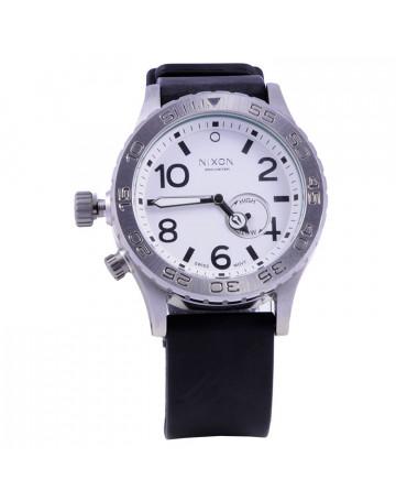 Relógio Nixon 42-20 Tide PU/Black