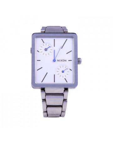 Relógio Nixon Ivy White