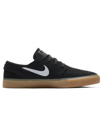 Tênis Nike SB Zoom Janoski RM Unissex Preto