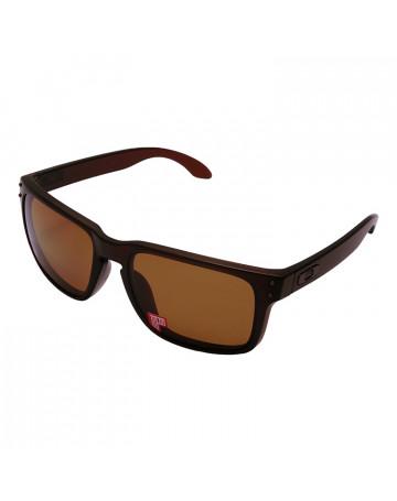 Óculos De Sol Oakley Holbrook Matte Rootbeer