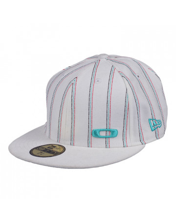 Boné New Era Oakley Pinstripe