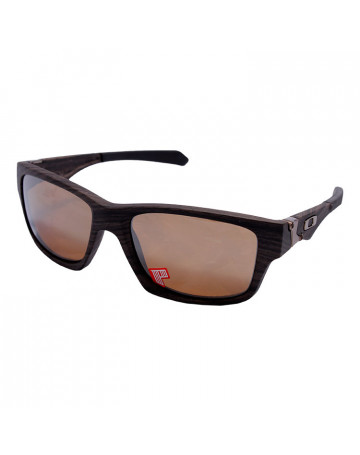 Óculos De Sol Oakley Jupiter Woodgrain Polarized