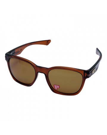 Óculos de Sol Oakley Garage Rock Polished Dark Amber Polarized