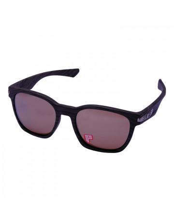 Óculos De Sol Oakley Garage Rock Woodgrain