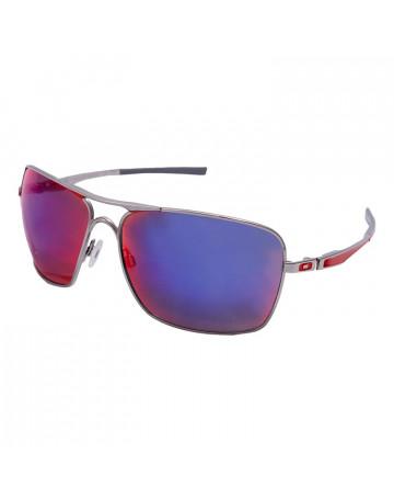 Óculos de Sol Oakley Plaintiff Squ Red
