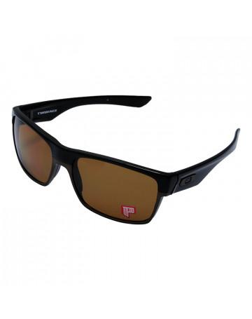 Óculos De Sol Oakley Twoface Brown Sugar