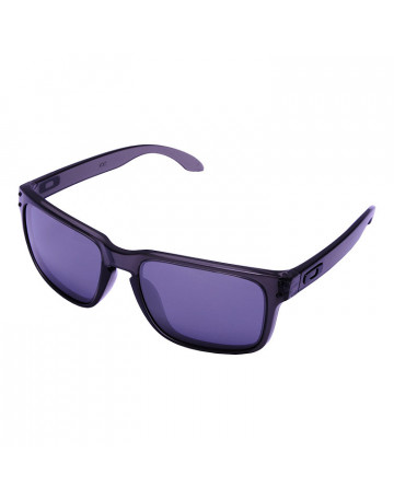 Óculos de Sol Oakley Holbrook Grey Smoke w/ Black Iridium