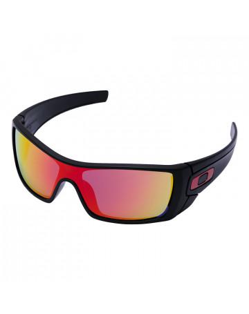 b792f167ebb3d Óculos de Sol Oakley Batwolf Matte Black w Ruby Iridium