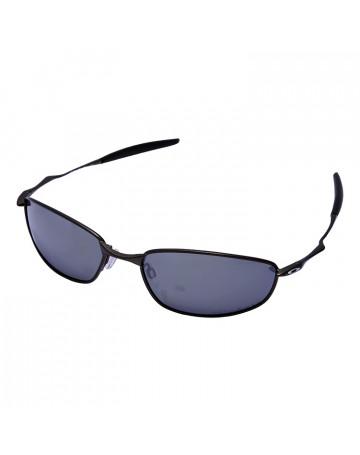 1c10036cd5ded Óculos de Sol Oakley Whisker Pol Pew Blk