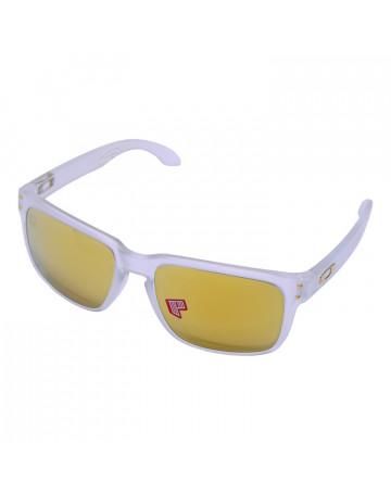 Óculos De Sol Oakley Holbrook Matte Clear