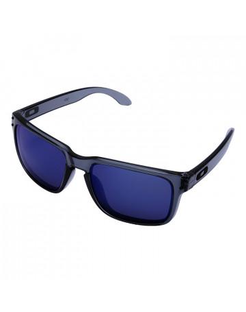 Óculos De Sol Oakley Holbrook Crystal Black