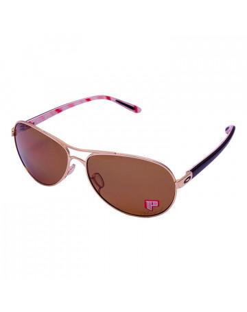 Óculos de Sol Oakley Feedback Pol Gold w/Bronze Polar