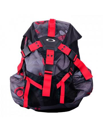 Mochila Oakley Icon Pack 3.0 Red/Black
