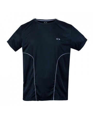 Camiseta Oakley Radar SS Tee - Preta