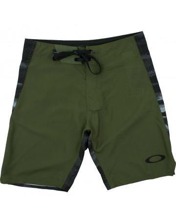 Bermuda Oakley Mod Pro - Verde/Camo