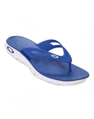 Chinelo Oakley Rest 2.0 Azul