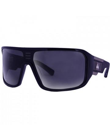Óculos Quiksilver Racer Shiny Black Deep