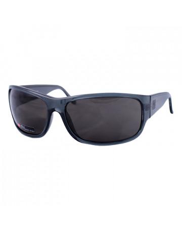 Óculos De Sol Quiksilver J.O.J Shiny Gray Transp