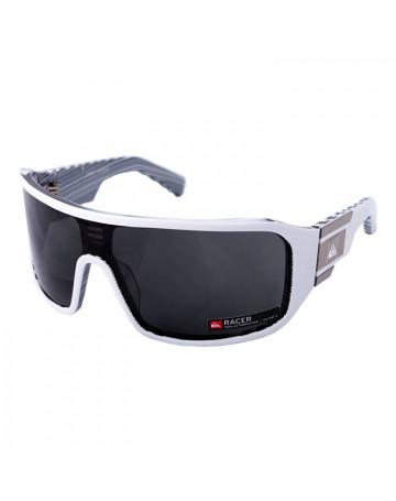 Óculos de Sol Quiksilver Racer White Stripes Inside