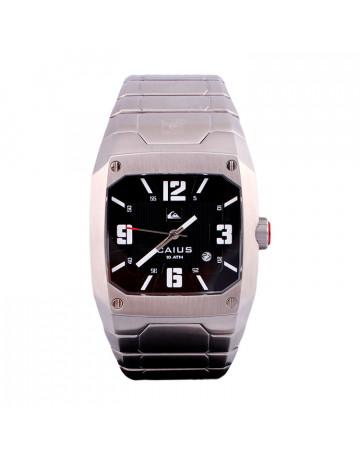 Relógio Quiksilver Caius Metal Silv/Blk