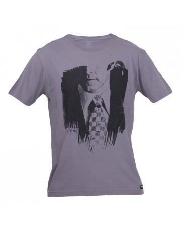 Camiseta Quiksilver Chess Tie