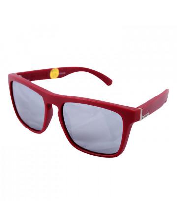 Óculos de Sol Oakley The Ferris Matte Burgundy