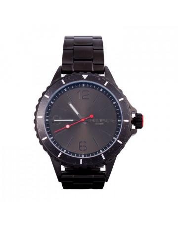 Relógio Quiksilver Mach 69 Metal Blk