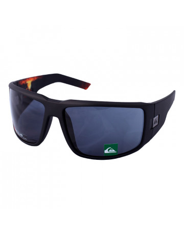 Óculos de Sol Quiksilver The Slab Matte Black Art/Grey