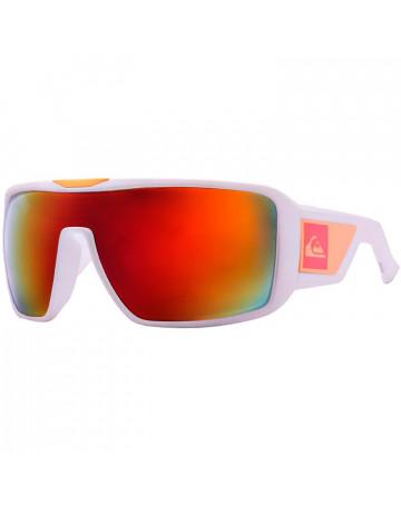 Óculos de Sol Quiksilver Mackin White   Loja de Surf 34f7230743