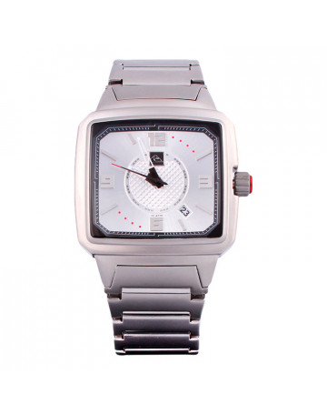 Relógio Quiksilver Benzen Metal sil
