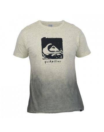 Camiseta Quiksilver Sand - Amarela