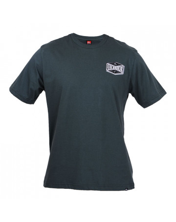 Camiseta Quiksilver Hex - Verde