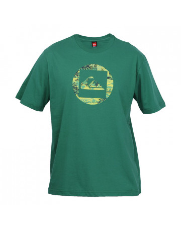Camiseta Quiksilver Hawaii