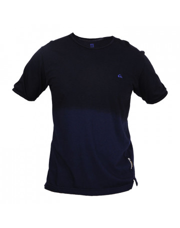 Camiseta Quiksilver Evening - Azul