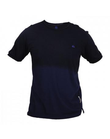 Camiseta Quiksilver Evening - Azul