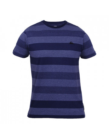 Camiseta Quiksilver Shapely Stripe