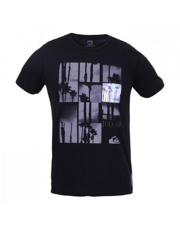 Camiseta Quiksilver Esp - Preta