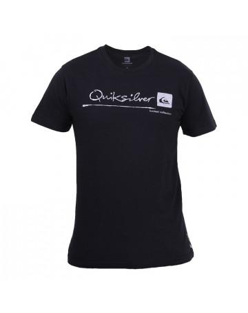 Camiseta Quiksilver L.E - Preta