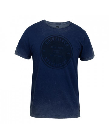 Camiseta Quiksilver Boardriders - Azul