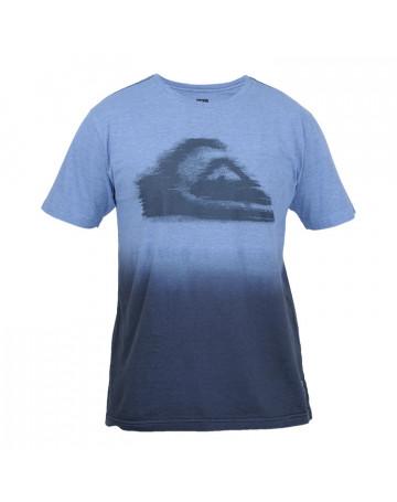 Camiseta Quiksilver Gradient - Azul