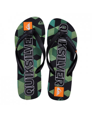 Chinelo Quiksilver Labyrinth