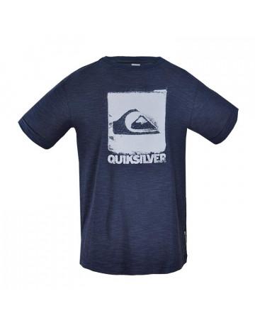 5eab3a30a65c6 Camiseta Quiksilver Original QS - Azul