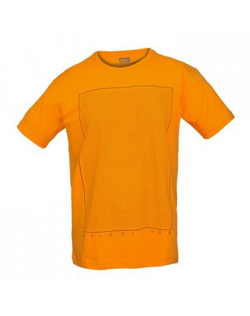Camiseta Quiksilver Single - Laranja